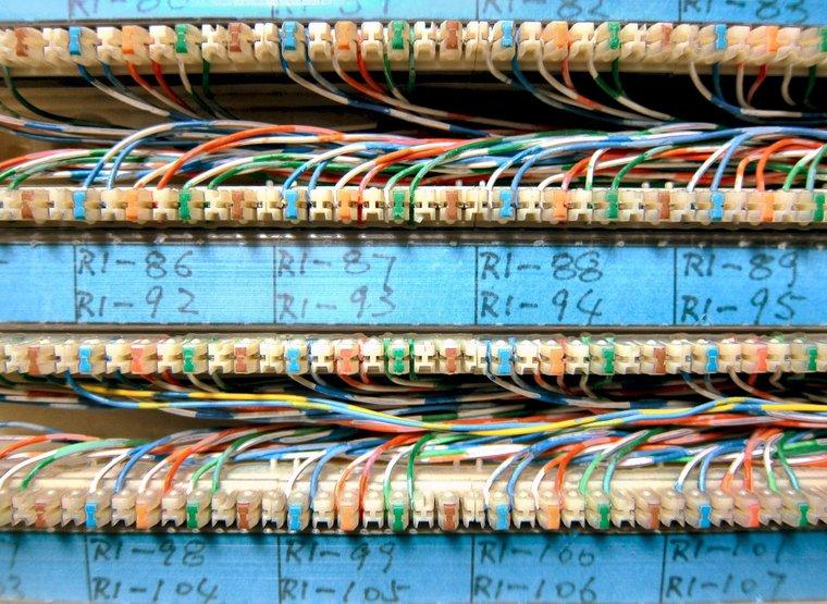 Kabel- / Telefon-Verteilerkasten