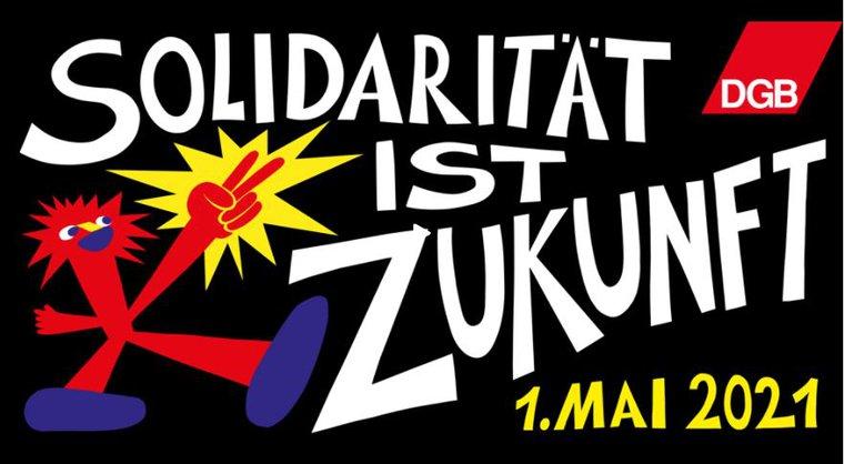 Kampagnenbild - Solidarität ist Zukunft