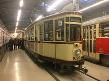 """Straßenbahn - """"Kleiner Hecht"""""""