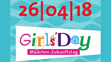 Girls' Day 2018 Logo Ankündigung