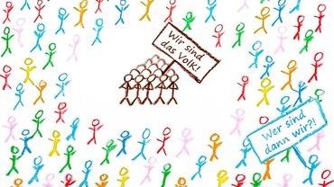 Wir sind das Volk?! Nationalstolz AfD PeGiDa Nazi