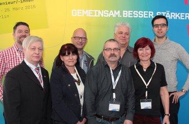Delegierte und Gäste bei der mti Bundeskonferenz